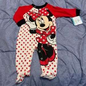 Disney Baby Minnie Mouse Girls Size 3-6 months NWT